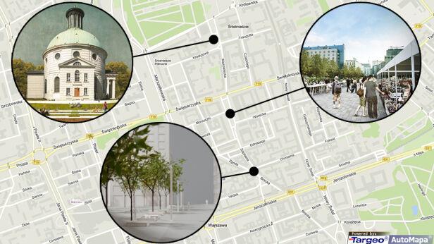 Zmiany zaczną się od tych placów graf. tvn24.pl