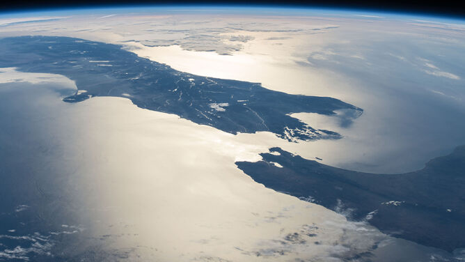 Naukowcy odkryli nowy kontynent. <br />Większy od Indii, niemal w całości pod wodą