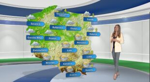 Prognoza pogody na wtorek 15.12