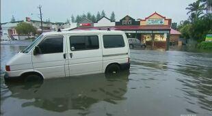 Powodzie w Australii